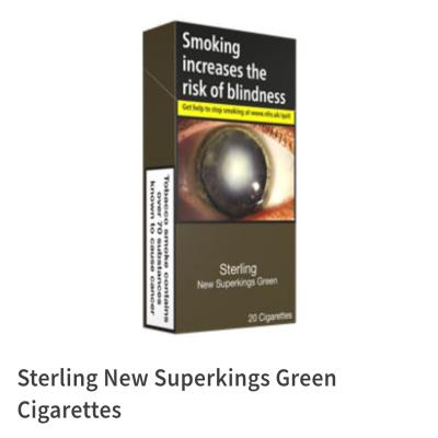 Sterling New Superkings Green