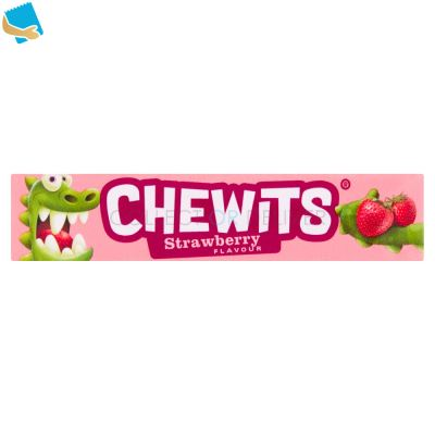 Chewits Strawberry Flavour 30g