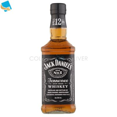 Jack Daniel's Tennessee Whiskey Pack 35Cl
