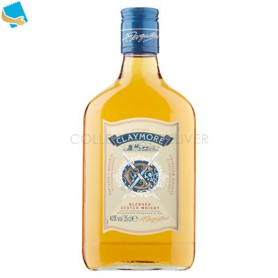 Claymore Blended Scotch Whisky 35cl