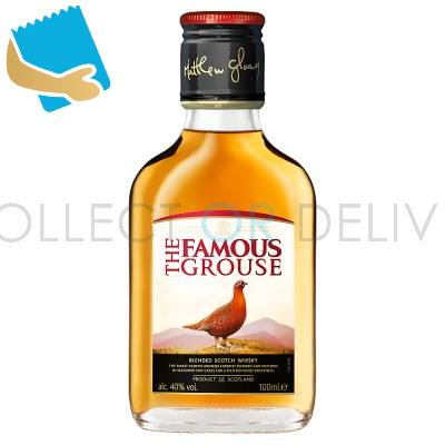The Famous Grouse Finest Blended Scotch Whisky 10Cl