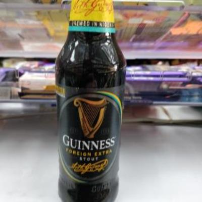 Ginnies Foreign Extra Stout