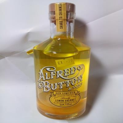 Alfred Button And Sons Gin Lemon Sherbet