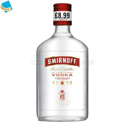 Smirnoff Red Label Vodka 35Cl