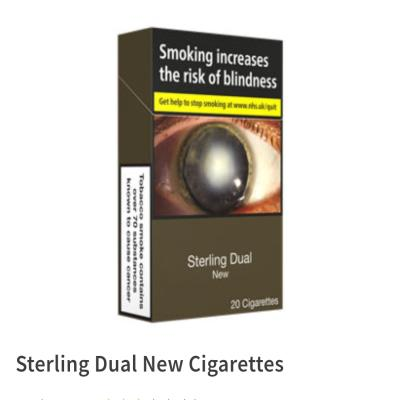 Sterling Dual New Cigarettes
