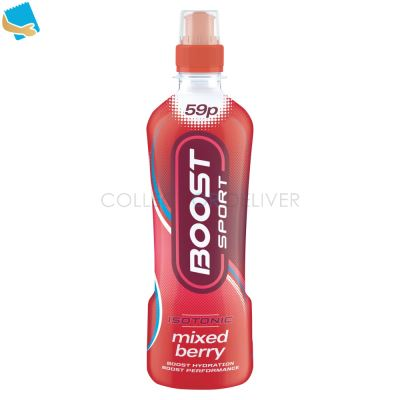 Boost Sport Isotonic Mixed Berry 500Ml