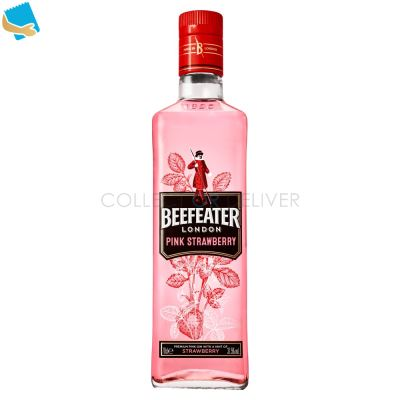Beefeater Pink Strawberry Flavoured Gin 70Cl