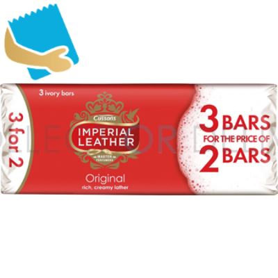 Imperial Leather Soap 3 For 2