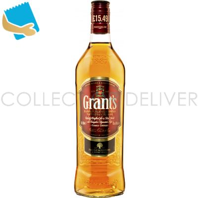 Grant's Family Reserve Blended Scotch Whisky 70Cl Price Marked Pack