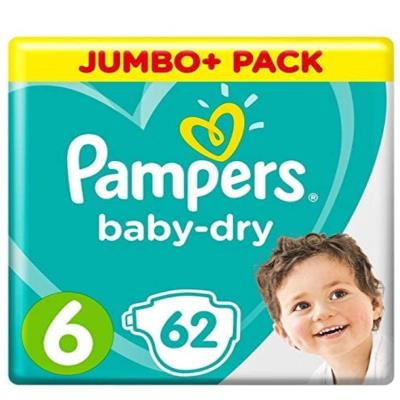 Pampers Size 6 Jumbo Pack