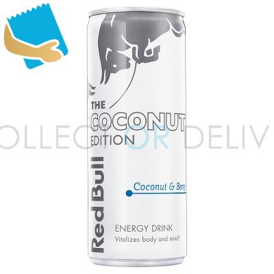 Red Bull Energy Drink, Coconut Berry, 250ml