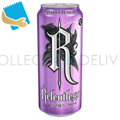 Relentless Passion Punch 500ml