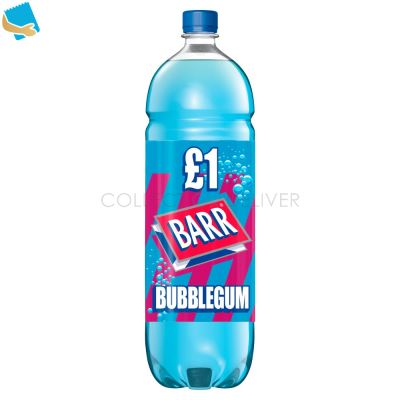 Barr Bubblegum 2L Bottle,