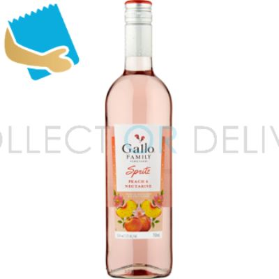Gallo Family Vineyard Spritz Peach/Nect