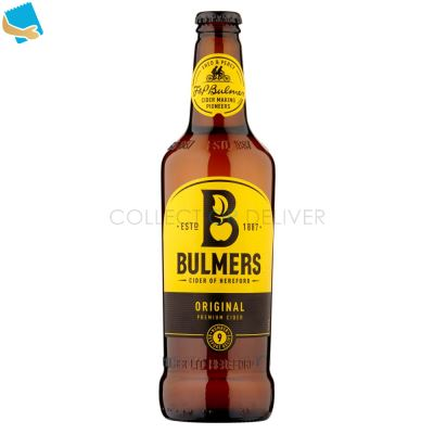 Bulmers Original Cider 500Ml Bottle