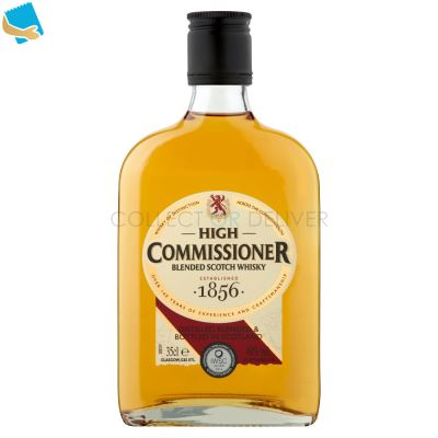 High Commissioner Blended Scotch Whisky 35Cl