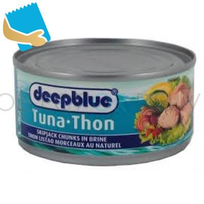 Deepblue Tuna Chunks In Brine