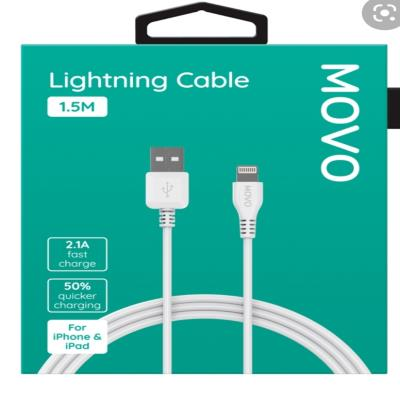 Movo Lightning Cable 1.5M