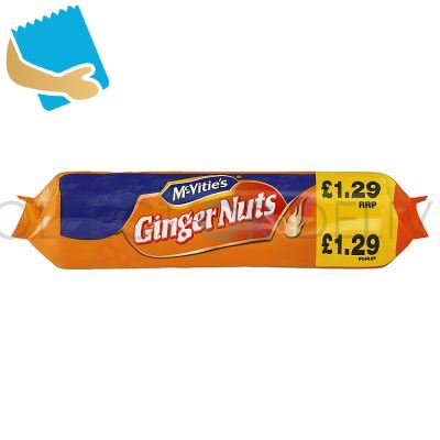 McVitie's Ginger Nuts 250g