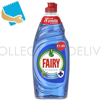 Fairy Anti Bacterial Wash Up