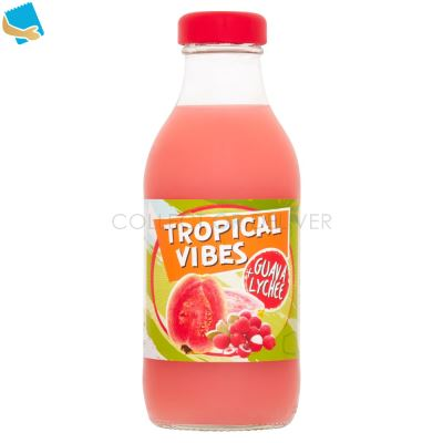 Tropical Vibes Guava + Lychee 300ml