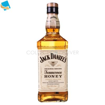 Jack Daniel's Tennessee Whiskey Blended With Honey Liqueur 70Cl