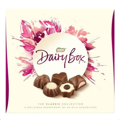 Dairy Box Milk Chocolate Classic Collection 360G