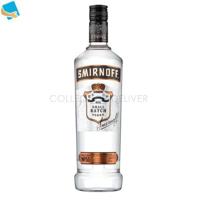 Smirnoff Black Label Export Strength Vodka 70Cl