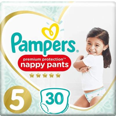 Pampers Nappy Pants Size 5
