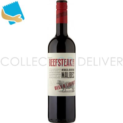 Beefsteak Club Malbec 750Ml