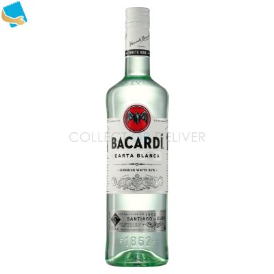Bacardi Carta Blanca Rum 700Ml