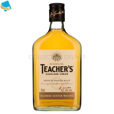 Teacher's Highland Cream Blended Scotch Whisky 35Cl