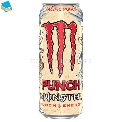 Monster Energy Pacific Punch 500Ml