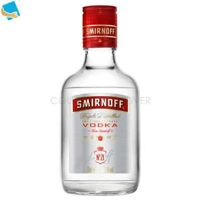 Smirnoff Red Label Vodka 10Cl