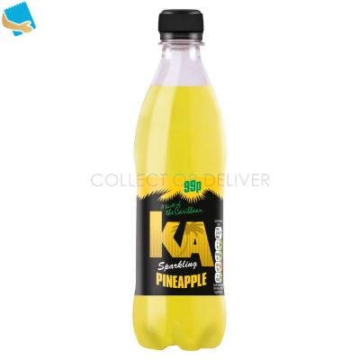 KA Sparkling Pineapple 500Ml Bottle,