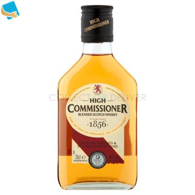 High Commissioner Blended Scotch Whisky 20Cl