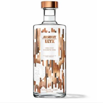 ABSOLUT ELYX Hand Crafted Vodka