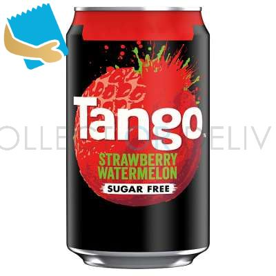 Tango Sugar Free Strawberry & Watermelon 330Ml