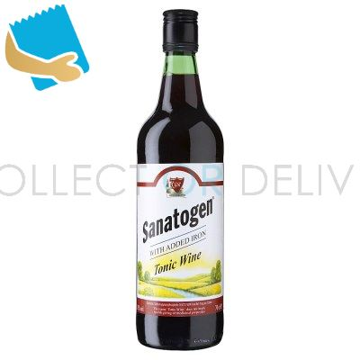 Sanatogen Tonic Wine With Added Iron 70Cl