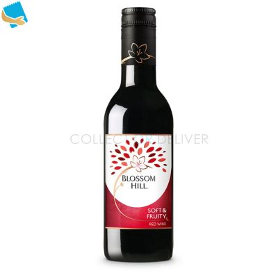 Blossom Hill Soft & Fruity Red Wine 187ml