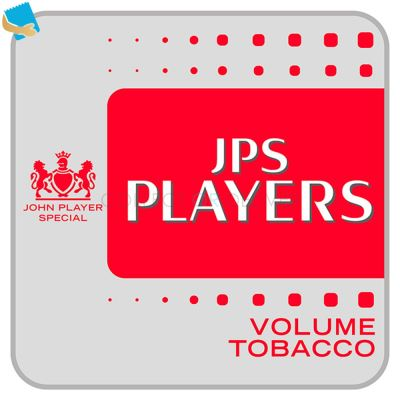 JPS Players Real Red 50g