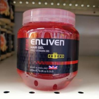 Enliven Firm Hair Gel With Pro-Vitamin B5