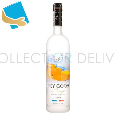 Grey Goose L'orange Vodka 70Cl