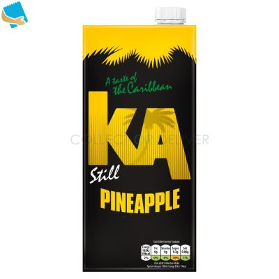 KA Still Pineapple Juice 1L