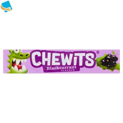 Chewits Blackcurrant Flavour 30G