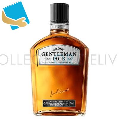 Jack Daniel's Gentleman Jack Tennessee Whiskey 70Cl