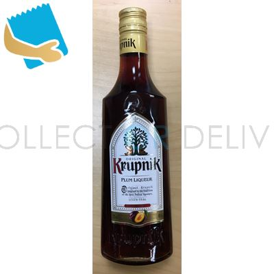 Krupnik Plum Vodka