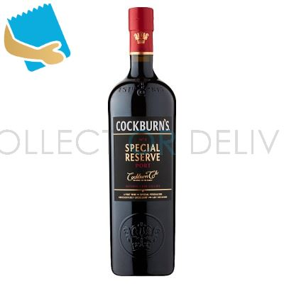 Cockburn's Special Reserve Port 75Cl