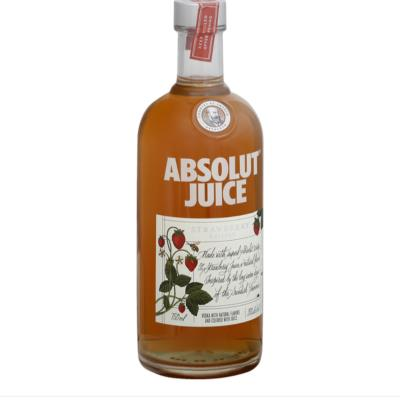 Absolut Vodka - Strawberry