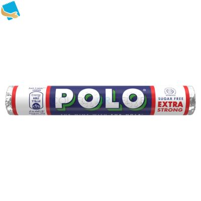 Polo Extra Strong Sugar Free Mint Tube 33.4g